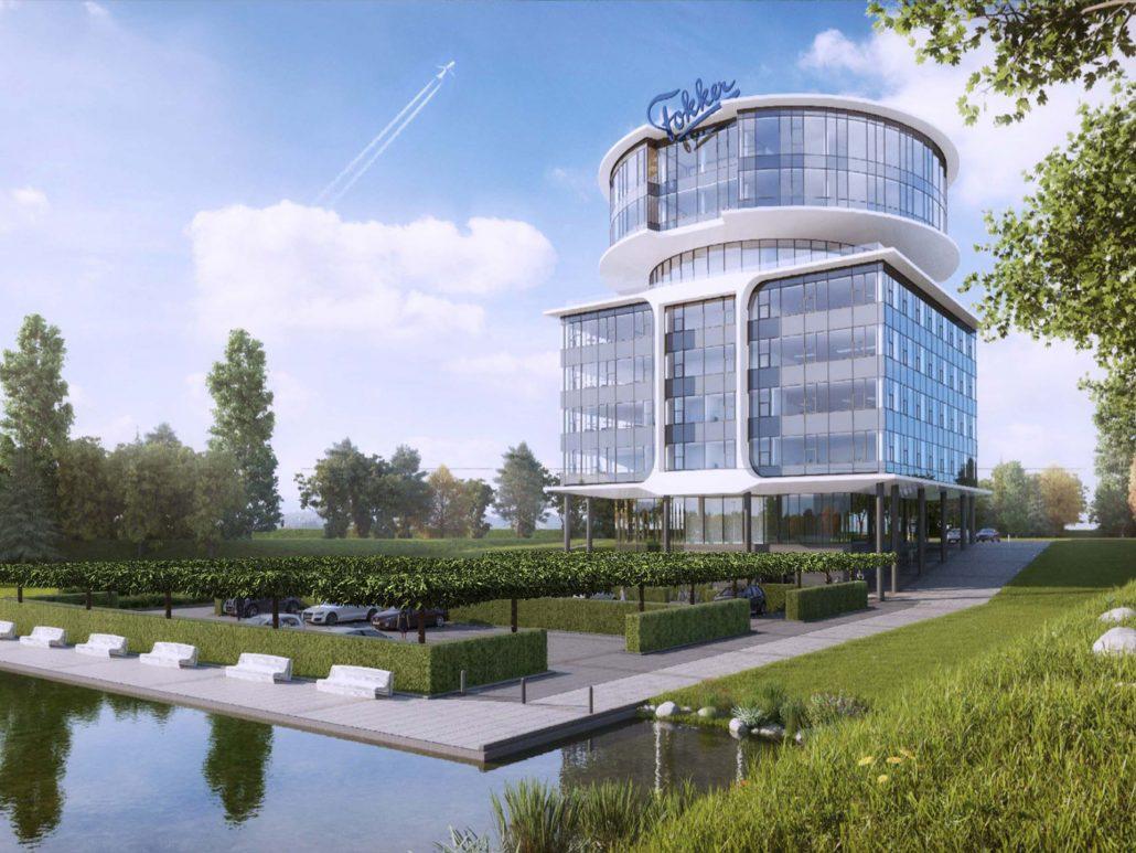 Resultado de imagen para New Fokker headquarters in Papendrecht