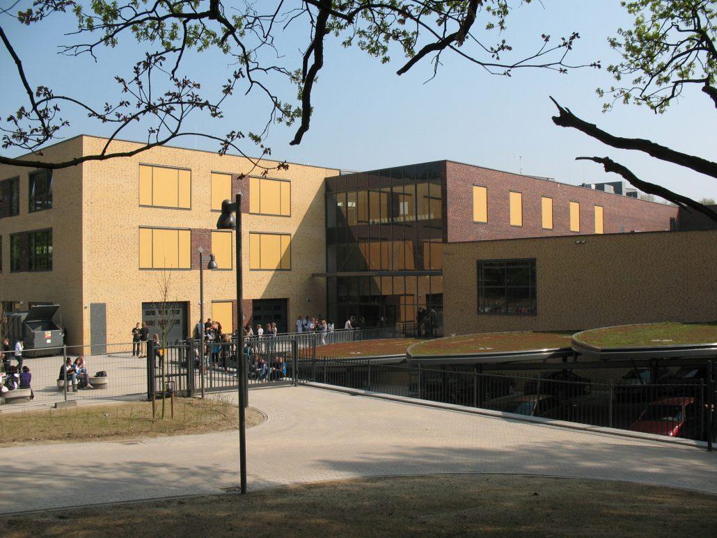 Vmbo school het venster ags architects for Vmbo t venster arnhem